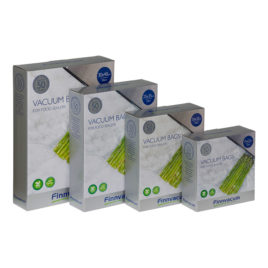 Uritetut/ilmakanava vakuumipussit 50 kpl