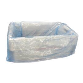 Elintarvikelaatuinen suojapussi lihalaatikolle